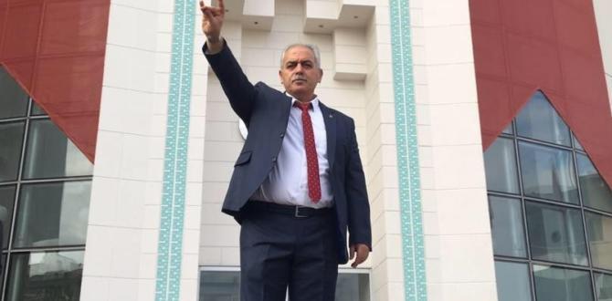 MHP İlçe Başkanı Aycan, Ramazan Bayramı Mesajı Yayınladı