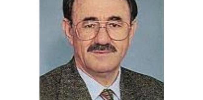 Refah Partisi Eski Milletvekili Hasan Dikici Vefat Etti.