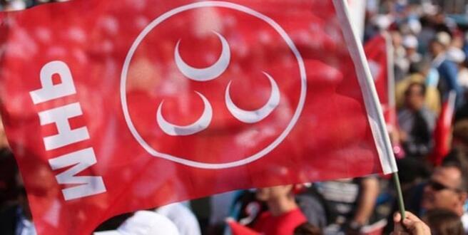 MHP Afşin'de Kongreye Gidiyor.