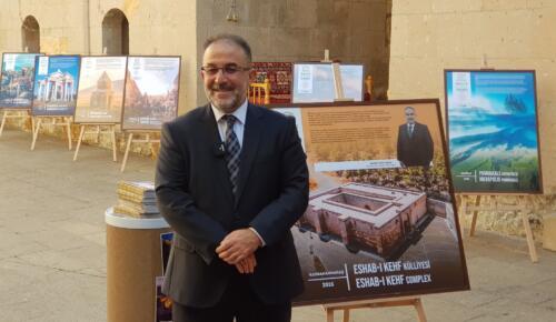 Dünya Mirası Eserleri Afşin'de Tanıtıldı.