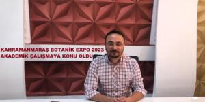 KAHRAMANMARAŞ EXPO 2023'TEN ÜMİTLİ
