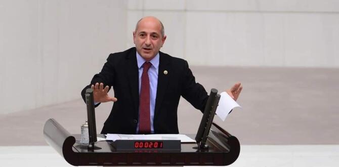 CHP GENEL BAŞKAN YARDIMCISI ALİ ÖZTUNÇ ELBİSTAN'A GELİYOR!