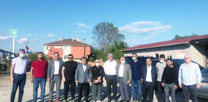 Tekirdağ'da Kahramanmaraşlılar Derneği Kuruldu!