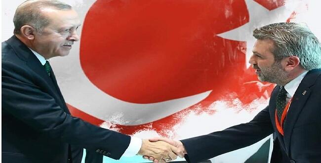 AK Parti Kahramanmaraş İl Başkan Adayı Belli Oldu.
