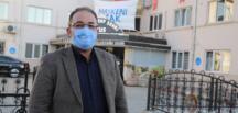 Belediye ve Milli Eğitim Müdürlüğü Binalarına Maske!