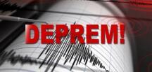 SON DAKİKA! Malatya'da Deprem Elbistan'da Hissedildi!