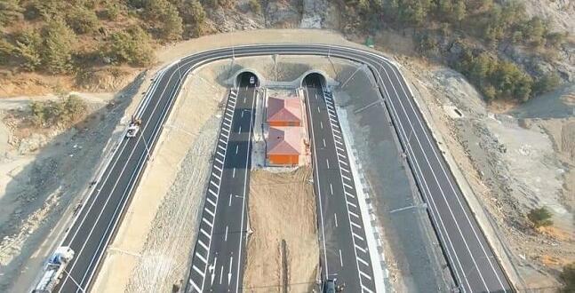 Göksun-Kahramanmaraş Arası 71 Km'ye Düşüyor!