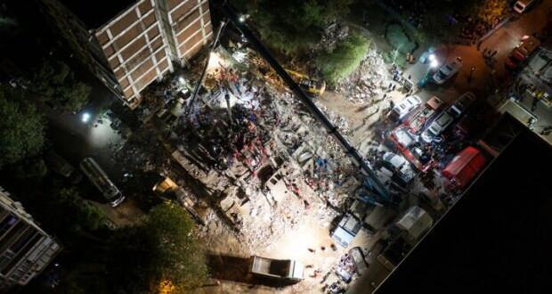 İzmir'de Hayatını Kaybedenlerin Sayısı 106'ya Yükseldi!