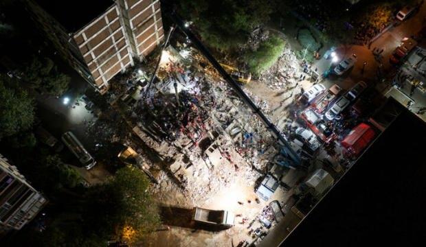 Son dakika haberi: İzmir'de hayatını kaybedenlerin sayısı 98'e yükseldi
