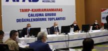 TAMP-KAHRAMANMARAŞ ÇALIŞMA GRUBU YILSONU DEĞERLENDİRME TOPLANISI!