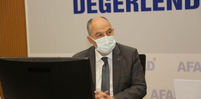 İl Afet Risk Azaltma Planı ve Koordinasyon Kurulu Toplantısı Yapıldı!