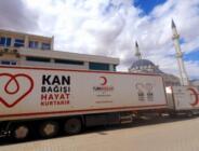 Kızılay, Kan Bağışı İçin Afşin Halkını Bekliyor!