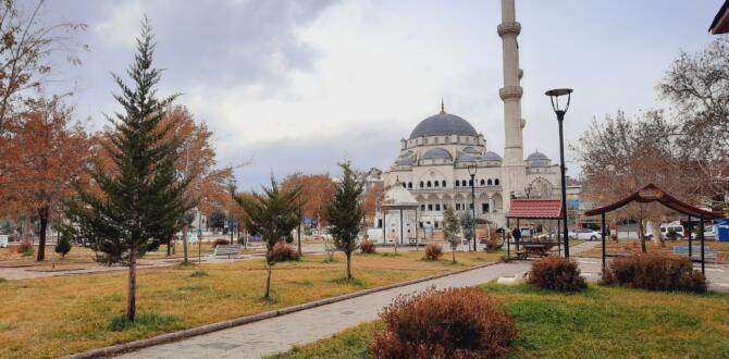 Afşin'de Hafta Sonu Kısıtlamasında Sokaklar Boş Kaldı!