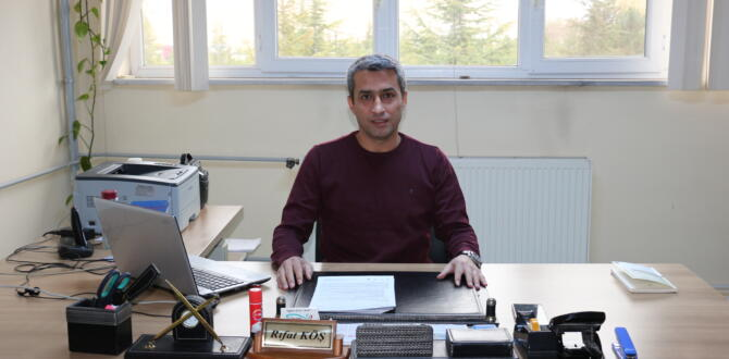 TEMA Vakfı Afşin'de Faaliyetlerine Başladı!