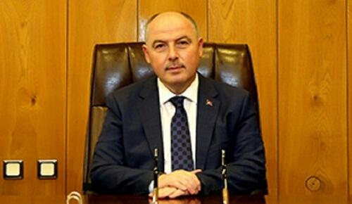 Vali Coşkun'un Kahramanmaraş'a İstiklal Madalyası Verilişinin 96. Yıl Dönümü Mesajı