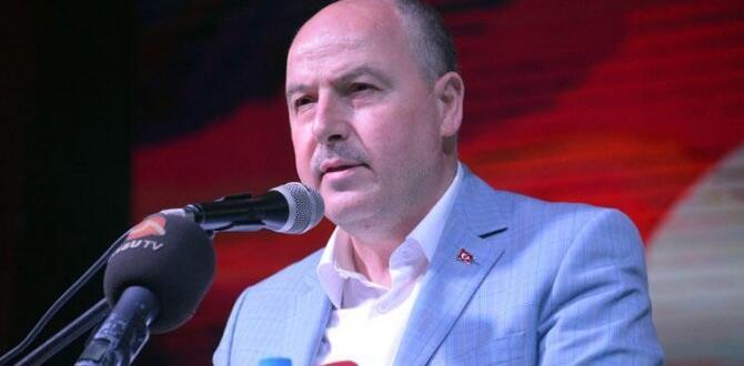 Vali Coşkun 23 Nisan Ulusal Egemenlik ve Çocuk Bayramını Kutladı
