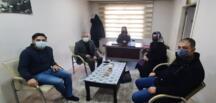 AK Parti'den Efsus Haber'e Ziyaret!