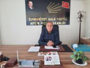 CHP Afşin İlçe Başkanı Hüseyin Sığınır'dan Gazeteciler Günü Mesajı