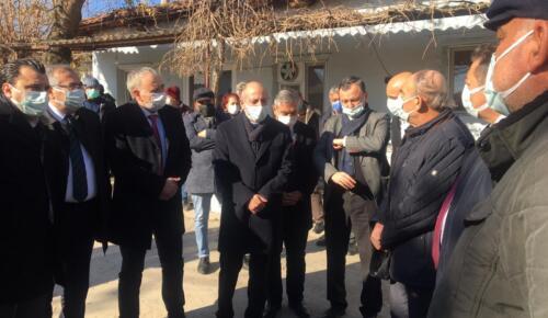CHP'Lİ Öztunç, Ege'de JES'nin Çevreye Verdiği Zararları Yakından İnceledi