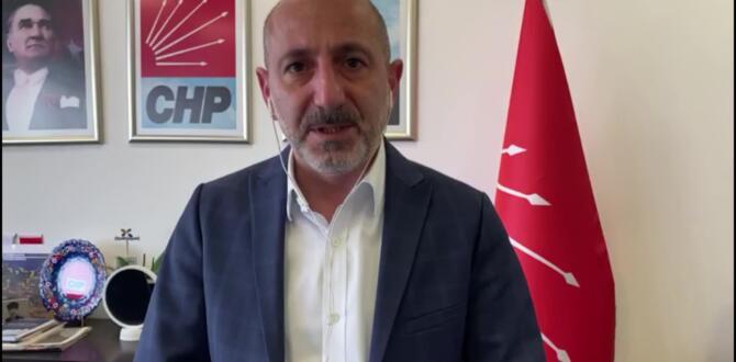 CHP'li Öztunç'tan,THK'nın Yangın Söndürme Uçaklarının Kullanılmayıp İhaleye Çıkılmasına Tepki