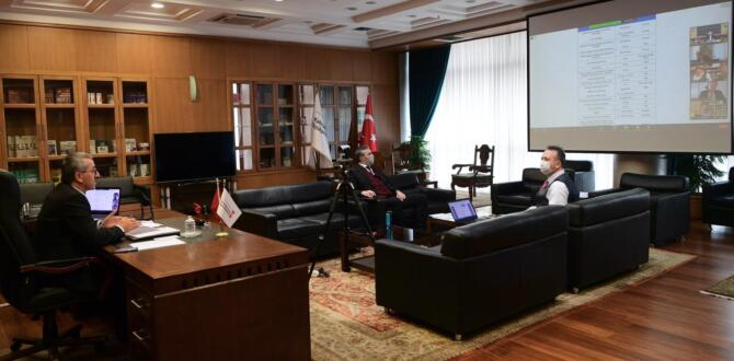 Başkan Güngör CEMR'da Konuştu!