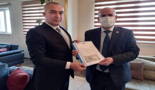 """Ziraat Odası Başkanı Emiroğlu """"Karakuz Barajıyla Sulama Alanları Genişletilsin"""""""