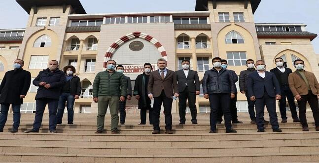 AK Parti'den Suç Duyurusu!