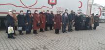 AK Parti Teşkilatı'ndan Kan Bağışı!