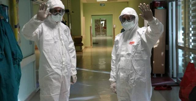 Sağlık çalışanlarının izin kısıtlaması kaldırıldı