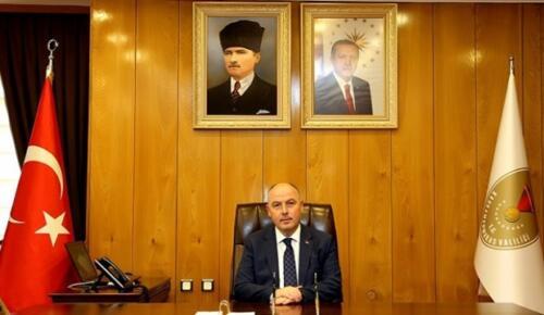 Vali Ömer Faruk Coşkun'un Polis Haftası Mesajı!