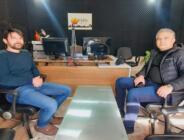 ATSO Başkan Adayı Ertekin'den Efsus Haber'e Ziyaret!