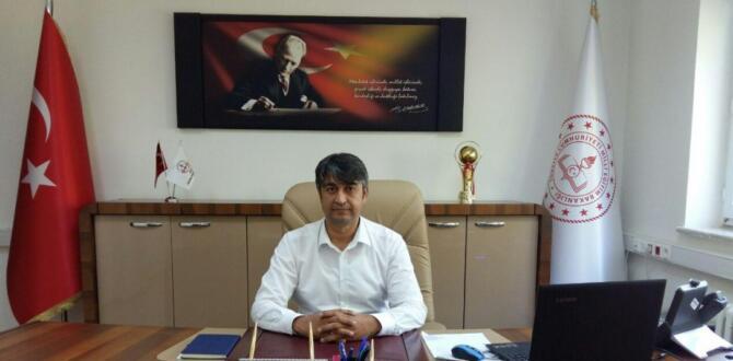 İlçe Milli Eğitim Müdürü  Fatih Kaba'dan Duyuru