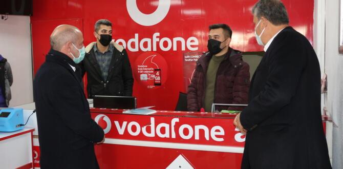 CHP'li Öztunç , Adana Milletvekili Barut ve CHP İl Başkanı Şengül'den Afşin'e Ziyaret