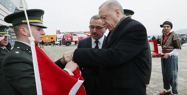 """Cumhurbaşkanı Erdoğan: """"Kahramanmaraş'ın Gurur Günü"""""""