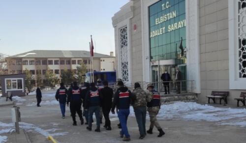 Elbistan'da Uyuşturucu Operasyonunda 3 Kişi Tutuklandı