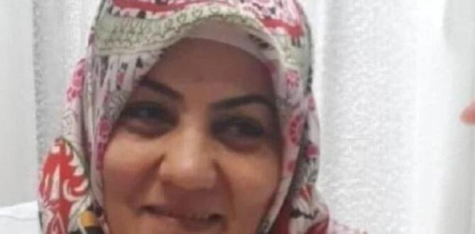 Afşin'li Kadın Eşi Tarafından Öldürüldü!
