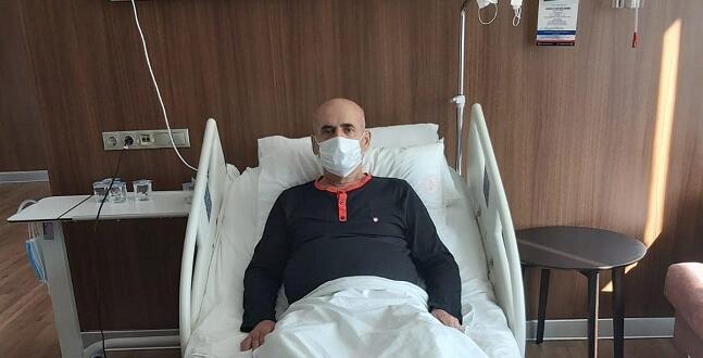 Milletvekili İmran Kılıç Hastaneye Kaldırıldı