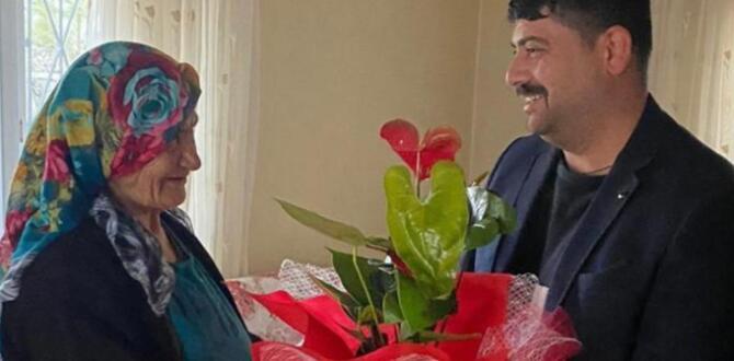 Başkan Oğuz,Afşin'de 8 Mart Dünya Kadınlar Gününü Kutladı