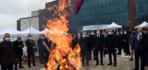 Kahramanmaraş'ta Nevruz Bayramı Coşkuyla Kutlandı