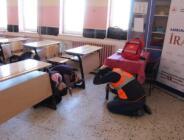 AFAD Afşin'de Öğrencilere Deprem Eğitimi Verdi!