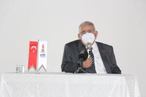 IMG 0323 300x200 Mahçiçek, EXPO 2023ü Afşinde Tanıttı.
