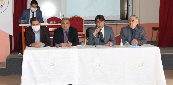 Afşin'de 2023 Eğitim Vizyonu Çalıştayı Toplantısı Yapıldı!