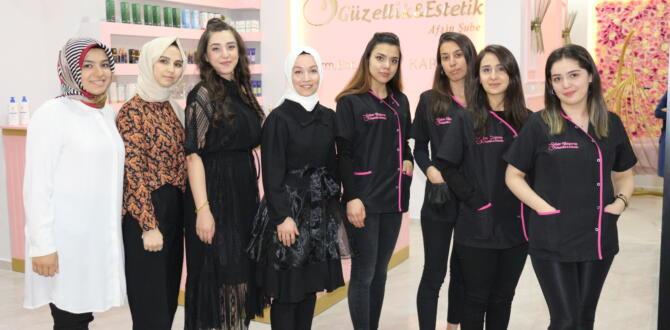Bölgenin En Kapsamlı Güzellik Merkezi Açıldı!