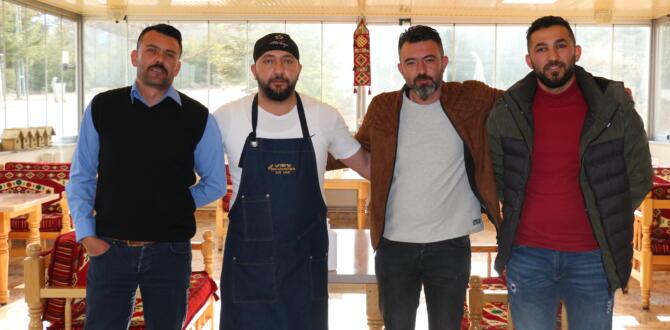 Şehr-i Azim Kafe ve Restoran, Lezzetleriyle Afşin Halkını Ağırlıyor!