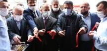 Afşin Hanzade Pastaneleri Düzenlenen Törenle Açıldı
