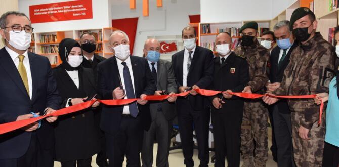 Şehit Polis Özel Harekât Sinan Türkoğlu'nun Adı, Kütüphanede Yaşatılacak