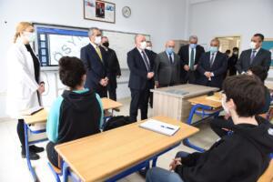 VBS 6478 300x200 Şehit Polis Özel Harekât Sinan Türkoğlunun Adı, Kütüphanede Yaşatılacak