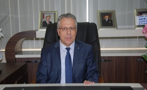 AK Parti Afşin İlçe Başkanı İsmail Safi, Berat Kandili Mesajı Yayınladı!