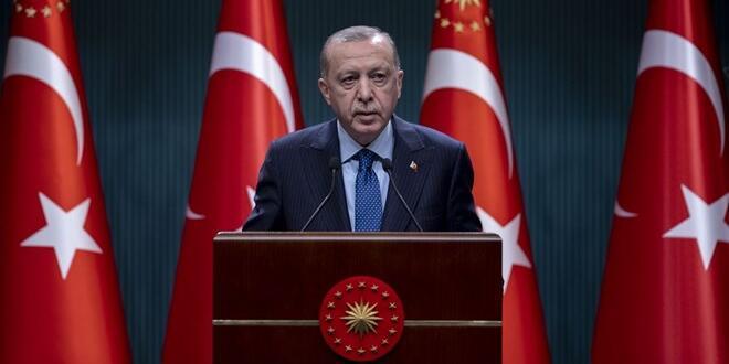 """Cumhurbaşkanı Erdoğan """"kontrollü normalleşme"""" kararlarını açıkladı"""