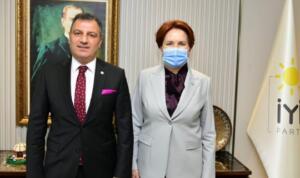 %name İYİ Parti Kahramanmaraş, Genel Merkeze Çıkarma Yaptı